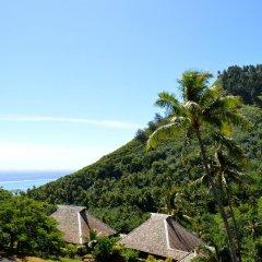 Отель Villa Honu by Tahiti Homes Французская Полинезия, Муреа - отзывы, цены и фото номеров - забронировать отель Villa Honu by Tahiti Homes онлайн пляж
