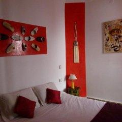 Отель Riad Al Warda 2* Стандартный номер с различными типами кроватей фото 14