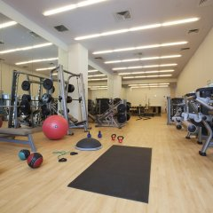 Отель Hyatt Regency Mexico City фитнесс-зал фото 3