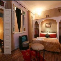 Отель Maison Aicha Марокко, Марракеш - отзывы, цены и фото номеров - забронировать отель Maison Aicha онлайн комната для гостей