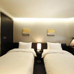 Отель Ramada Encore Seoul Magok 3* Стандартный номер с 2 отдельными кроватями фото 3