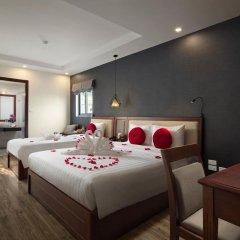 Holiday Emerald Hotel 3* Стандартный семейный номер с двуспальной кроватью фото 6