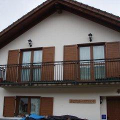 Отель Casa Rural Irugoienea Стандартный номер с двуспальной кроватью (общая ванная комната)