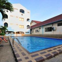 Thipurai Beach Hotel Annex бассейн фото 3