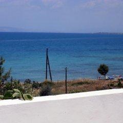 Отель Flisvos пляж