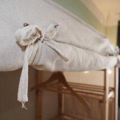 Отель Amber Rooms Стандартный номер с двуспальной кроватью (общая ванная комната) фото 2