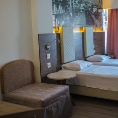 Отель Metropolitan 4* Стандартный номер фото 12