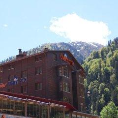 Отель Ayder Umit Otel балкон