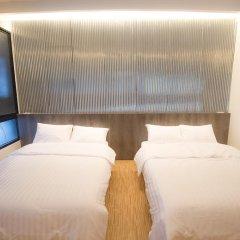 Отель Glur Bangkok Стандартный номер разные типы кроватей (общая ванная комната) фото 6