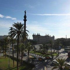 Отель Ramblas Барселона балкон