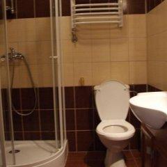 Отель Willa Zlocien ванная фото 2