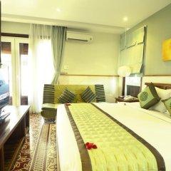 Отель Green Heaven Hoi An Resort & Spa 4* Номер Делюкс фото 4