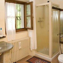 Отель Podere Il Castello Ареццо ванная фото 2