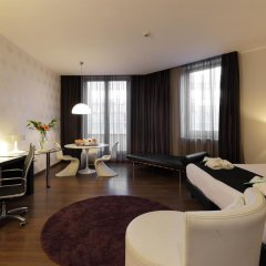 Отель Holiday Inn Genoa City 4* Стандартный номер с разными типами кроватей фото 3