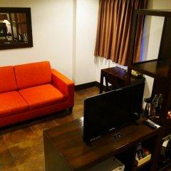 Nanda Heritage Hotel 3* Номер Делюкс с различными типами кроватей фото 4