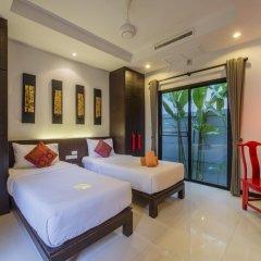 Отель The Bell Pool Villa Resort Phuket 5* Вилла Делюкс с различными типами кроватей фото 3