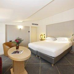 Отель Hôtel Opéra Richepanse 4* Номер Делюкс с различными типами кроватей фото 12