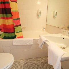 Отель Düsseldorfer Appartment ванная фото 2