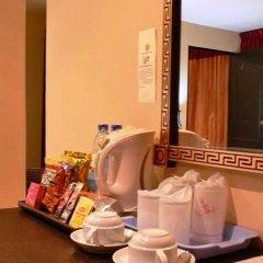 Отель Grand Lucky Бангкок в номере фото 2
