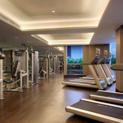 Отель InterContinental Shanghai Hongqiao NECC фитнесс-зал фото 3
