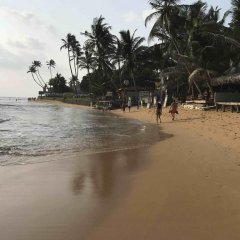 Deutsch Lanka Hotel & Restaurant пляж
