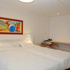Отель Restaurant Santiago Франция, Хендее - отзывы, цены и фото номеров - забронировать отель Restaurant Santiago онлайн комната для гостей фото 5