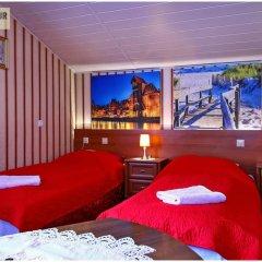 Отель AbWentur Pokoje интерьер отеля