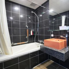 APA Hotel Roppongi-Ichome Ekimae 3* Номер Делюкс с различными типами кроватей фото 13