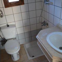 Отель Crazy Horse Camp ванная