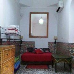 Отель Dar M'chicha 2* Стандартный номер с различными типами кроватей фото 22