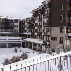 Отель St. George Ski & Holiday балкон