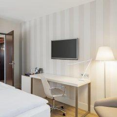 Hotel NH Düsseldorf City Nord 4* Стандартный номер разные типы кроватей фото 13