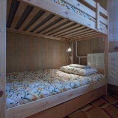 Не Только Хостел Кровать в общем номере двухъярусные кровати фото 9