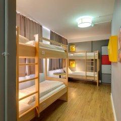 Отель MEININGER Hotel London Hyde Park Великобритания, Лондон - отзывы, цены и фото номеров - забронировать отель MEININGER Hotel London Hyde Park онлайн комната для гостей фото 2