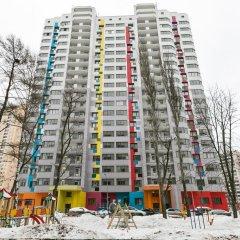 Гостиница Cheap and Cozy Vernadskogo Апартаменты с различными типами кроватей