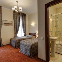 Мини-отель Соната на Невском 5 Номер Комфорт разные типы кроватей фото 18
