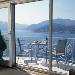 Patara Prince Hotel & Resort - Special Category Турция, Патара - отзывы, цены и фото номеров - забронировать отель Patara Prince Hotel & Resort - Special Category онлайн балкон