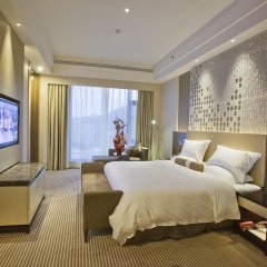 Отель Xiamen Juntai Hotel Китай, Сямынь - отзывы, цены и фото номеров - забронировать отель Xiamen Juntai Hotel онлайн комната для гостей фото 5