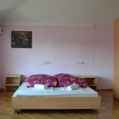 Хостел JR's House Номер Комфорт разные типы кроватей фото 4