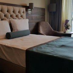 Отель Interhotel Cherno More 4* Стандартный номер с различными типами кроватей фото 3
