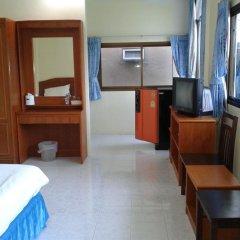 Отель Chan Pailin Mansion 2* Стандартный номер с двуспальной кроватью фото 4
