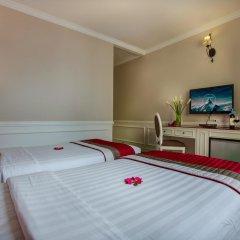 Calypso Suites Hotel 3* Номер Делюкс с различными типами кроватей фото 6