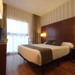 Отель Zenit Coruña 4* Номер категории Эконом с различными типами кроватей фото 4