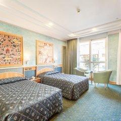 Brunelleschi Hotel 4* Стандартный номер с различными типами кроватей фото 4