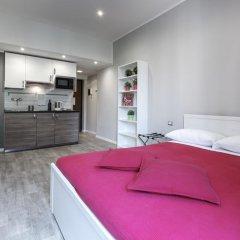 Апартаменты Fiera Milano Apartments Cenisio Студия Делюкс с различными типами кроватей фото 6