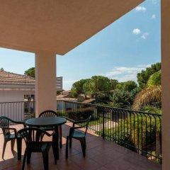Отель Casa Vacanze Villa Caruso Фонтане-Бьянке балкон