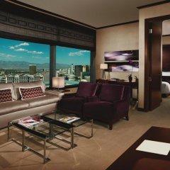 Vdara Hotel & Spa at ARIA Las Vegas 5* Люкс с различными типами кроватей фото 8
