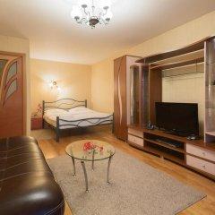 Апартаменты LikeHome Апартаменты Полянка Студия Делюкс с разными типами кроватей