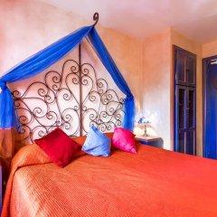 Отель Villa Royale Montsouris Париж комната для гостей фото 2