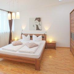 Отель Lodge-Leipzig 4* Апартаменты с различными типами кроватей фото 3